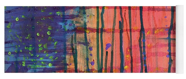 Abstract 1 Yoga Mat