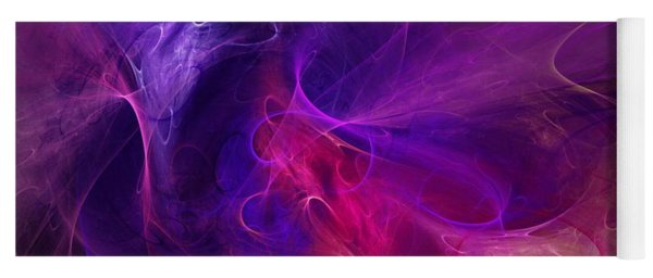 Abstract 111310b Yoga Mat
