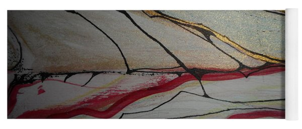 Abstract-12 Yoga Mat