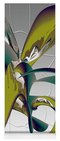 Abstract 2258 Yoga Mat