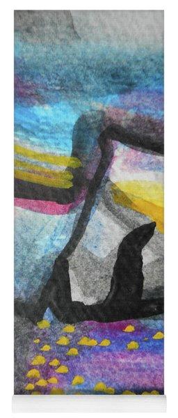 Abstract-4 Yoga Mat