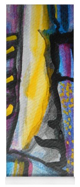 Abstract-8 Yoga Mat