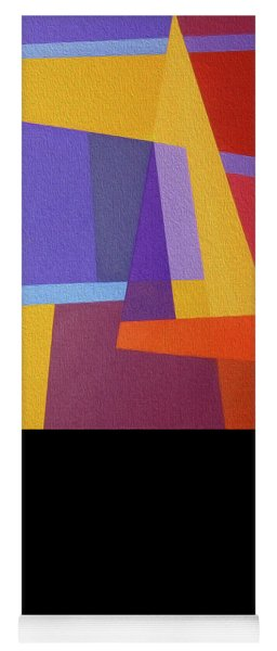 Abstract Composition 7 Yoga Mat