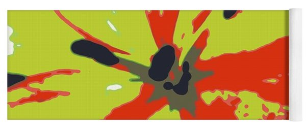 Abstract Expression 218 Yoga Mat