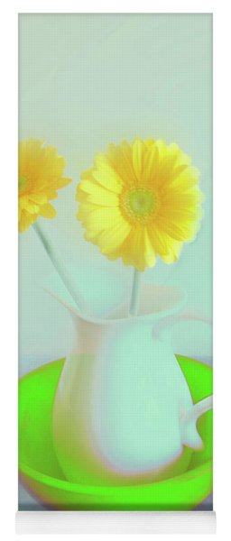 Abstract Floral Art 273 Yoga Mat