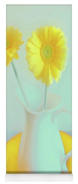 Abstract Floral Art 281 Yoga Mat