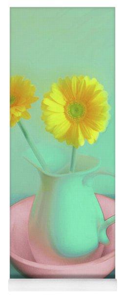 Abstract Floral Art 282 Yoga Mat