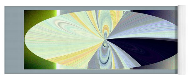 Abstract Fusion 281 Yoga Mat