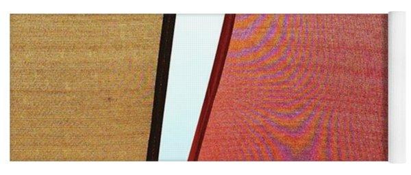 Abstract Geometrics #geometry #abstract Yoga Mat