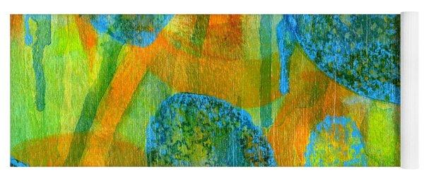 Abstract Painting No. 1 Yoga Mat
