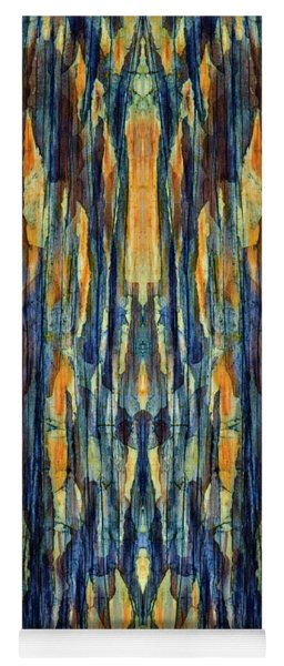 Abstract Symmetry I Yoga Mat
