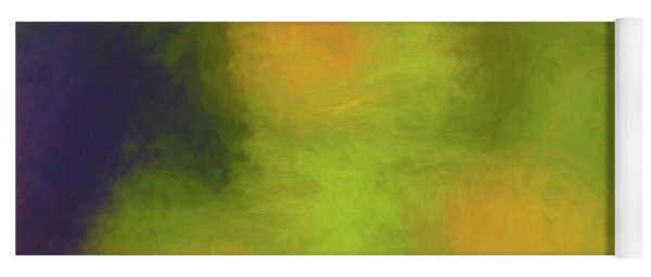 Abstract Untitled Yoga Mat