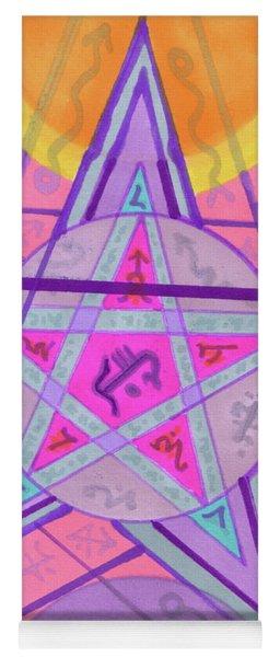 Ace Of Solomon Yoga Mat