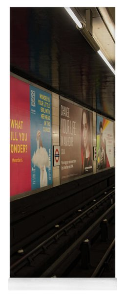Ads Underground Yoga Mat