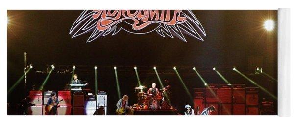 Aerosmith Yoga Mat