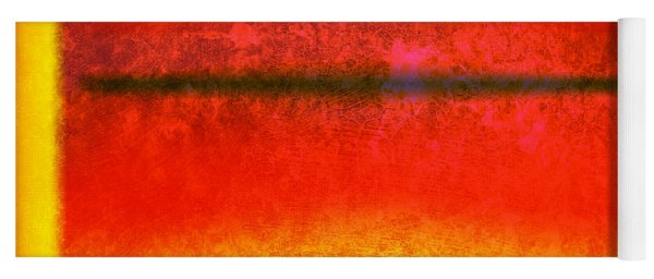 After Rothko 8 Yoga Mat