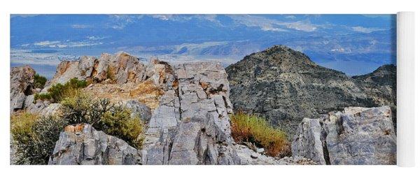 Aguereberry Point Rocks Yoga Mat