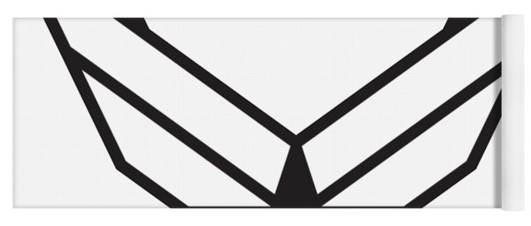Air Force Logo Yoga Mat
