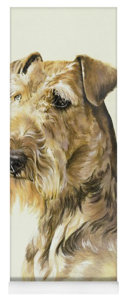 Airedale Yoga Mat