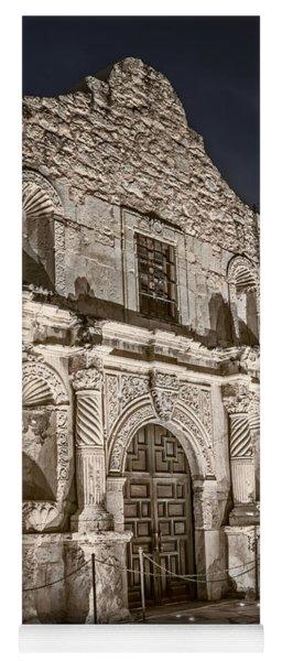 Alamo Door Yoga Mat