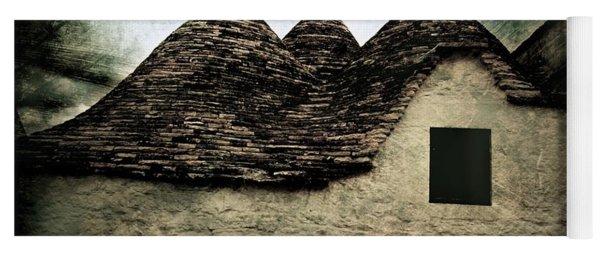 Alberobello - Trulli Yoga Mat