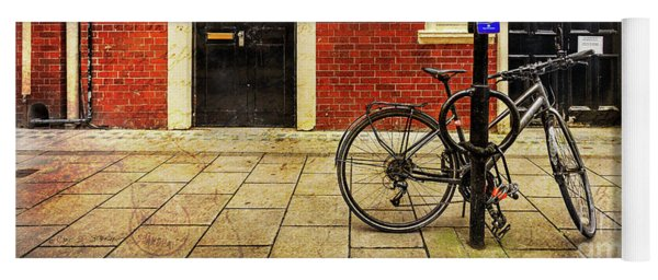 Aldwych Theatre Bicycle Yoga Mat