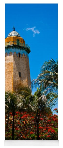 Alhambra Water Tower Yoga Mat