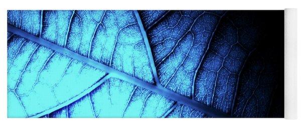 Alien Leaf Yoga Mat
