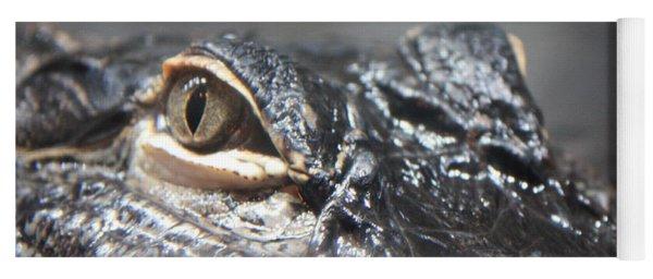 Alligator Eye Yoga Mat