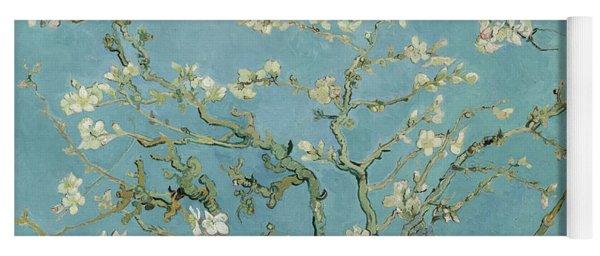 Almond Blossom Yoga Mat