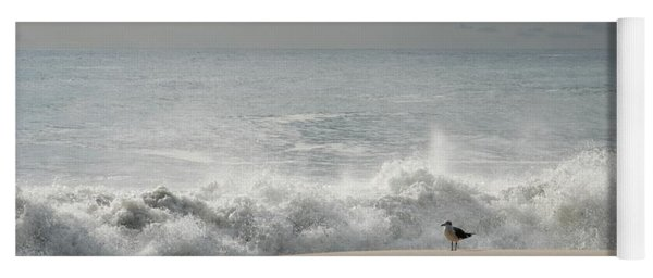Alone - Jersey Shore Yoga Mat