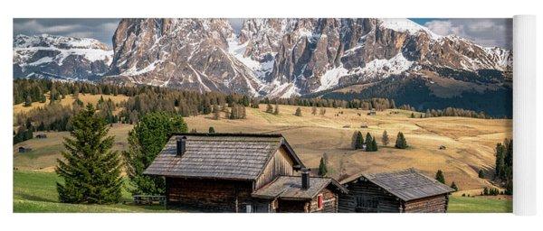Alpe Di Suisi Cabin Yoga Mat