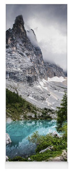 Alpine Lake Yoga Mat