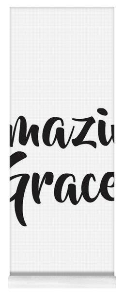 Amazing Grace Yoga Mat
