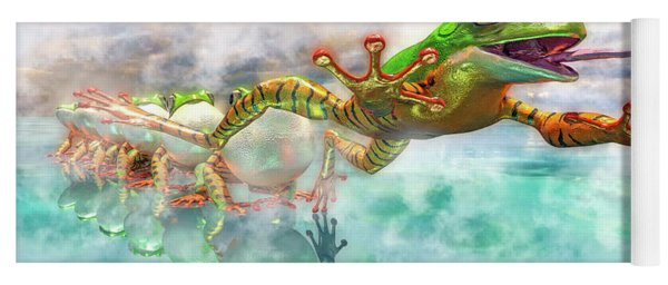 Amazon Frog Mighty Jumper Yoga Mat