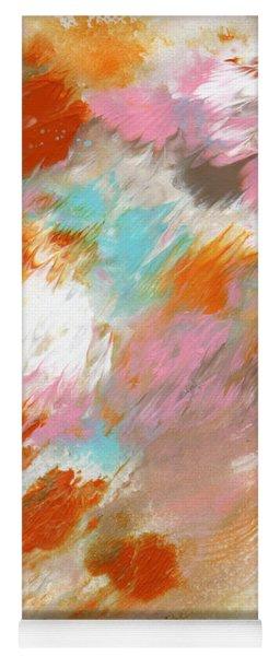 Ambrosia- Abstract Art By Linda Woods Yoga Mat