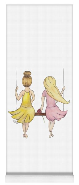 Amelia And Lillian Yoga Mat