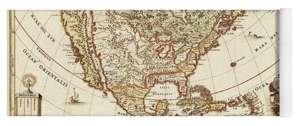 America Borealis 1699 Yoga Mat