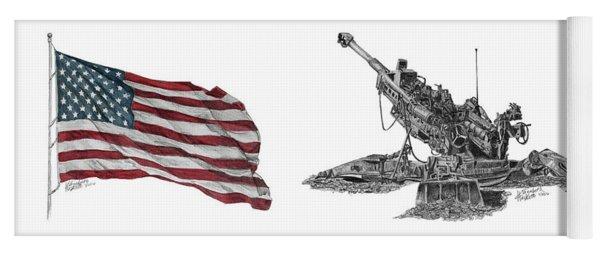 American Artillery Yoga Mat