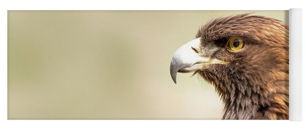 American Golden Eagle Yoga Mat