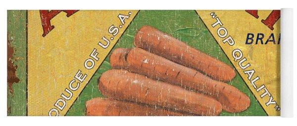Americana Vegetables 2 Yoga Mat