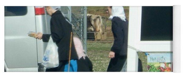 Amish Auction Yoga Mat