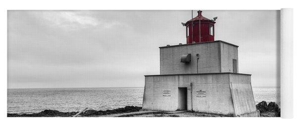 Amphitrite Point Lighthouse Yoga Mat
