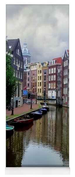 Amsterdam Yoga Mat