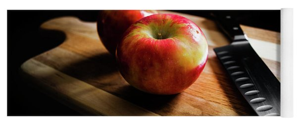 An Apple Or Two Yoga Mat
