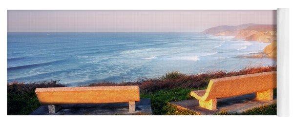 An Outstanding View Yoga Mat