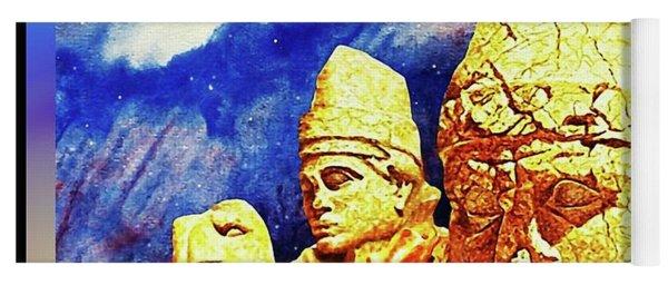 Ancient  Glory Yoga Mat