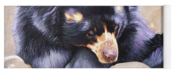 Andean Bear / Spectacled Bear/ Andean Short-faced Bear Yoga Mat