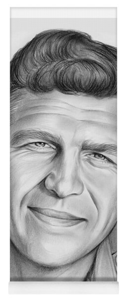 Andy Griffith Yoga Mat