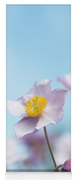 Anemone  Elegans Flowers Yoga Mat